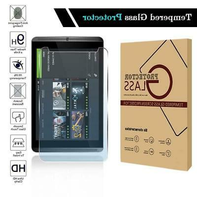 various 7 8 tablet tempered glass