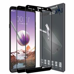 LG Cover Durable Tempered Glass 2 Pack LK Premium Screen Pro