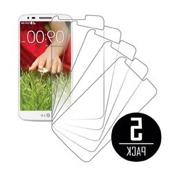 LG G2 Mini Screen Protector Cover, MPERO Collection 5 Pack o