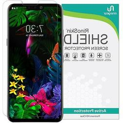 For LG G8 ThinQ Screen Protector RinoGear USA Made Lifetime