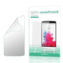 LG G3 Screen Protector, amFilm Premium Anti-Glare/Anti-Finge