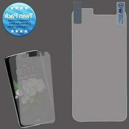 For LG Rebel 4 - Screen Protector Twin Pack