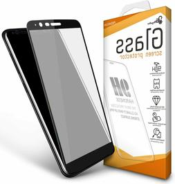 For LG Stylo 6 Screen Protector  Edge to Edge Tempered Glass