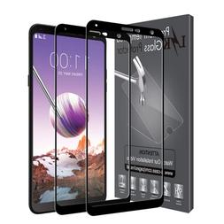 LG Screen Protector LK Full Cover Durable Tempered Glass Pro