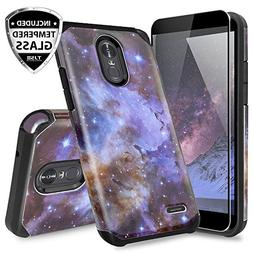 LG Stylo 3 Case, For LG Stylo 3 Plus Case, with TJS  Ultra T