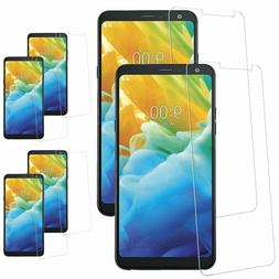 For LG Stylo 4 2018 / Q Stylus Clear Protective Screen Prote