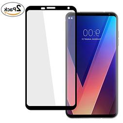 2pack LG V30 Plus Screen Protector,      9H Hardness Tempere