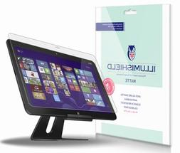 iLLumiShield 1-Pack Matte Dell XPS 18  Screen Protector Cove