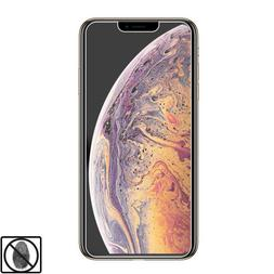 Matte Frost Tempered Glass Screen Protector For iPhone XS XR