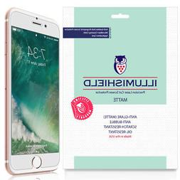 iLLumiShield 3-Pack Matte iPhone 7 Screen Protector with Lif