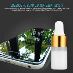 Nano Invisible Liquid Screen Protector LCD Glass Coating For