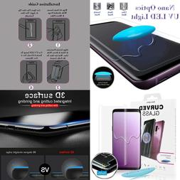 Nano Optics Dome 3D Curved 9H Samsung Galaxy Note 9 Tempered