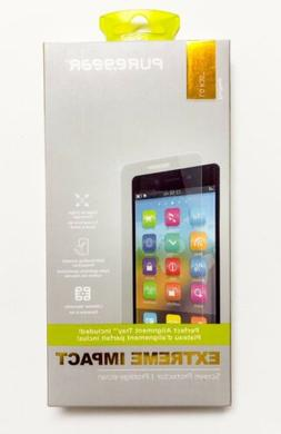 New Pure Gear Extreme Impact Roll On Screen Protector For LG
