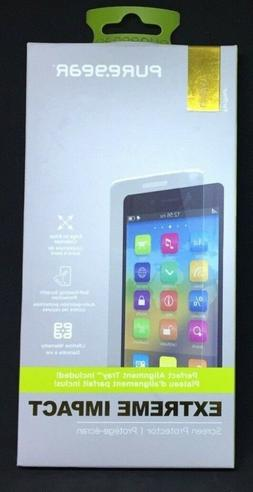 NEW Puregear Extreme Impact Screen Protector for -  LG Q7+ P