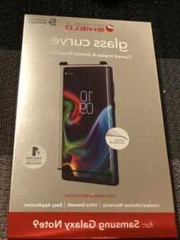 New ZAGG Invisible Shield Glass Curve for Samsung Galaxy Not