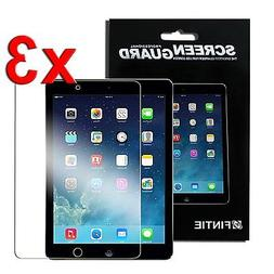 3pcs Clear Screen Protector Film for New iPad 6th Gen 9.7 in