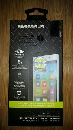 NEW PureGear Steel 360 Tempered Glass Screen Protector for S