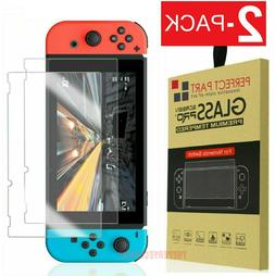 For Nintendo Switch Premium Tempered Ultra Clear Glass Scree