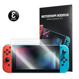 Nintendo Switch Screen Protector- Younik 0.125mm/4H High Res