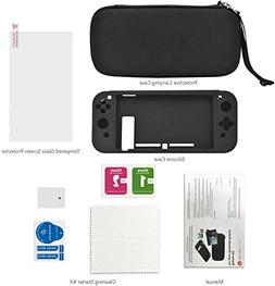 nintendo switch starter kit protector