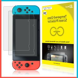 Nintendo Switch Tempered Glass Screen Protector - HD Clear