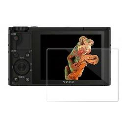 Pro Optic Glass Screen Protector for the Sony Cyber-shot DSC