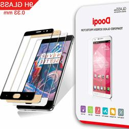 Dooqi Premium Full Cover Tempered Glass Screen Protector for