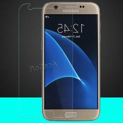 Premium Real Tempered Glass For Samsung Galaxy S7 Screen Pro