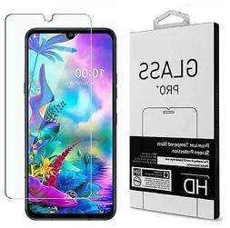 Premium Tempered Glass Screen Protector Cover For LG V60 Thi