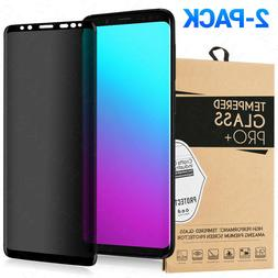 Privacy Anti-Spy Tempered Glass Screen For Samsung Galaxy S8