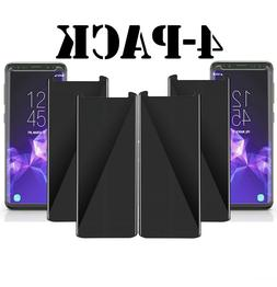 Privacy Screen protector 3D Tempered Glass For Samsung Galax