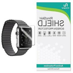 RinoGear for Apple Watch Screen Protector 42mm Series 3/2/1