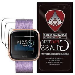Ace Armorshield  Screen Protector Compatible Fitbit Versa