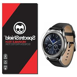 Screen Protector Compatible with Samsung Gear S3 Classic/Fr