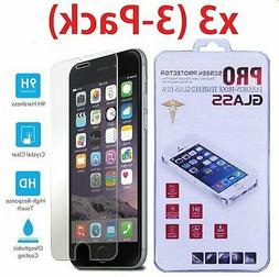 """New Premium Real Tempered Glass Screen Protector for 4.7"""" Ap"""