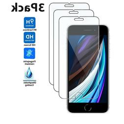 ✔ Real Tempered Glass Screen Protector Premium New For iPh