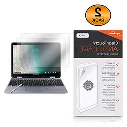 Samsung Chromebook Plus  Screen Protector, BoxWave ] Anti-Fi