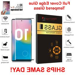 For Samsung Galaxy Note 10/10 Plus Full Cover 3D Tempered Gl