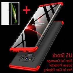 For Samsung Galaxy Note 9/8/S9/S10 Plus 5G Shockproof Slim C