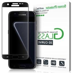 Samsung Galaxy S7 Edge amFilm Full Cover Tempered Glass Scre