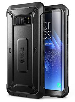 Galaxy S8+ Plus Case, SUPCASE Full-Body Rugged Holster Case