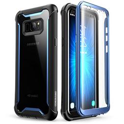 Samsung Galaxy S8+ Plus case, i-Blason Full-Body Rugged Clea