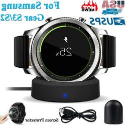For Samsung Gear S2/S3 Frontier/Classic Wireless Dock Charge