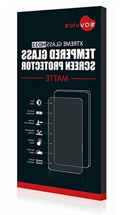 Savvies Xtreme Tempered Glass Matte Screen Protector for App