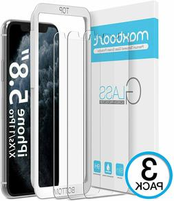 Maxboost Screen Protector for Apple iPhone Xs & iPhone X & i
