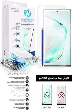Dome Glass Screen Protector for Galaxy Note 10 Plus Tempered