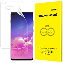 JETech Screen Protector for Galaxy S10 Plus S10+ TPU Ultra H