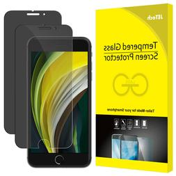 JETech Privacy Screen Protector for iPhone 8 7 Anti-Spy Temp
