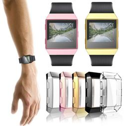 Screen Protector Protective Case Cover for Fitbit Ionic Acce