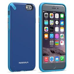 PureGear Slim Shell Case for iPhone 6 - iPhone - Pacific Blu
